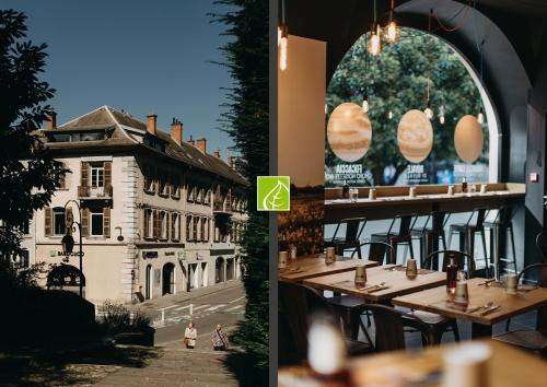 Ouverture du restaurant Basilic & Co Chambéry !